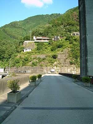 愛知県側から静岡県を見る