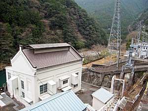 西渡発電所